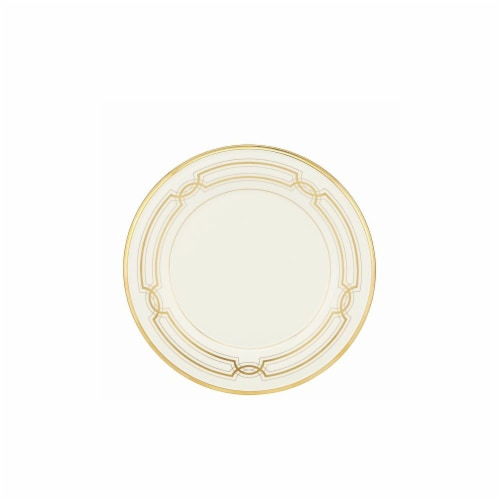 Lenox 9 in. Eternal 50th Anniversary Accent Plate Perspective: front