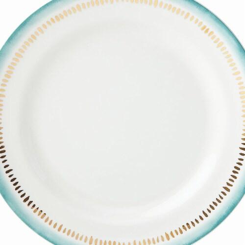 Lenox Goldenrod Dinnerware Dinner Plate, 11.13 dia. Perspective: front