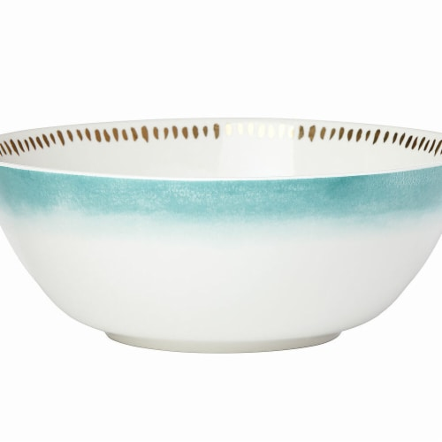 Lenox 869011 Goldenrod Dinnerware Serving Bowl, 64 oz Perspective: front