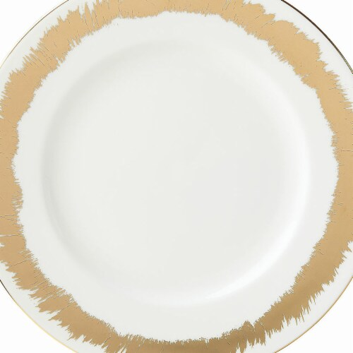 Lenox Casual Radiance Dinnerware Dinner Plate, 10.8 dia. Perspective: front