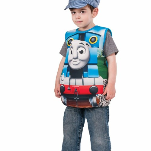 Rubies Costumes 273747 Thomas The Tank Candy Catcher Child Costume - Small Perspective: front