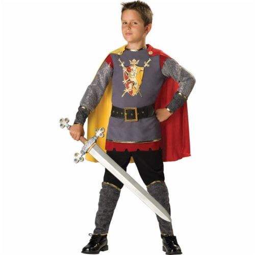 Rubies Costumes 279327 Child Loyal Knight Costume - Medium Perspective: front
