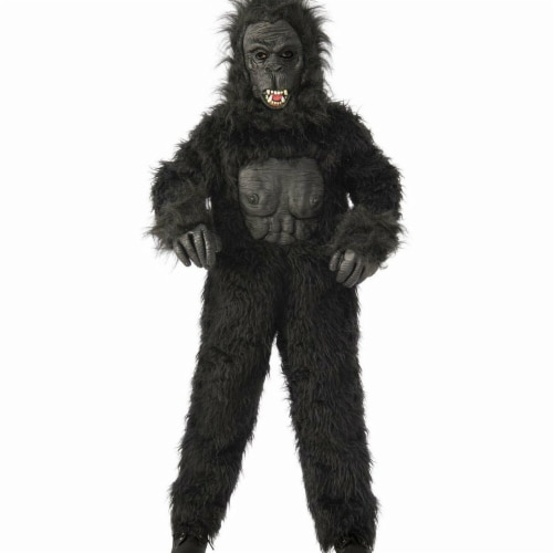 Rubies Costumes 279354 Kids Gorilla Costume - Small Perspective: front