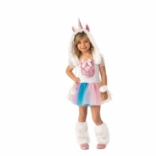 Rubies Costumes 279377 Unicorn Child Costume - Medium Perspective: front