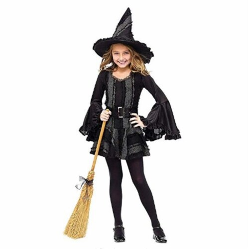 Rubies 279437 Polyester Stitch Witch Child Costume - Small Perspective: front