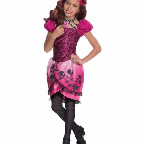 Rubies Costume 271702 Ever After High - Briar Beauty Child Costume, Small Perspective: front