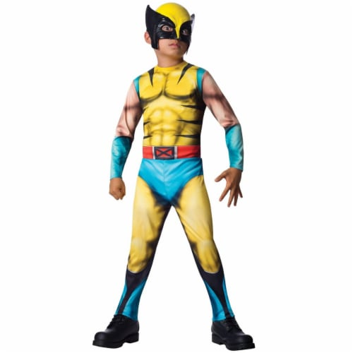 Rubies 274835 Wolverine Child Costume - Large Perspective: front