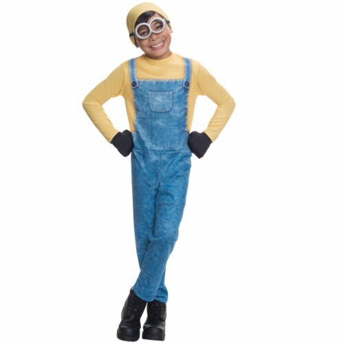 BuySeasons 284996 Minions Movie - Minion Bob Kids Costume Perspective: front