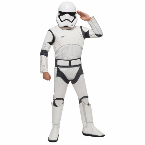 Morris Costume RU620299LG Stormtrooper Child Costume, Large Perspective: front