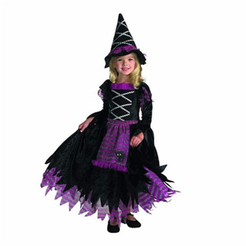 Rubies 279422 Fairytale Witch Child Costume, Extra Small Perspective: front