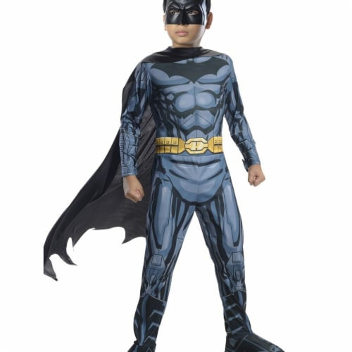 Rubies 274361 Photo Real Batman Child Costume, Small Perspective: front