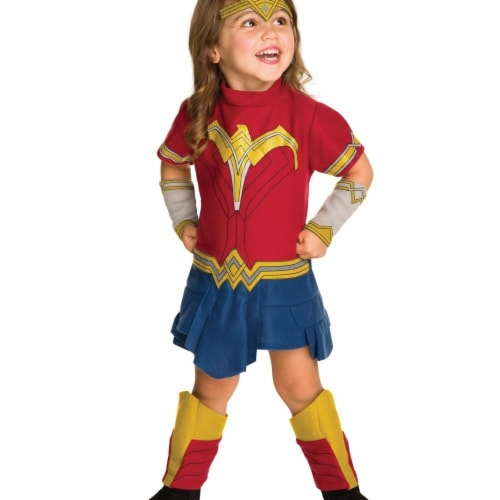 Rubies Costume 271208 Batman V Superman - Dawn of Justice - Toddler Costume, 2T Perspective: front