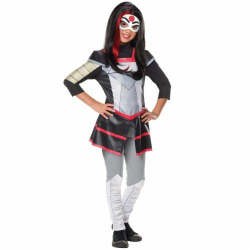 Rubies 271386 DC SuperHero Girls Katana Deluxe Child Costume - Small Perspective: front