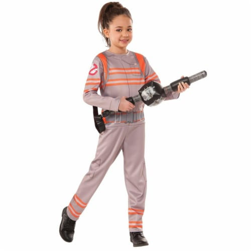 Rubies 273772 Ghostbusters Girls Child Costume - Large Perspective: front