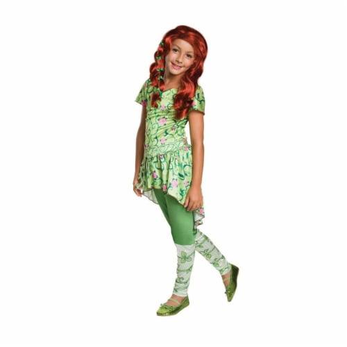 Rubies 278837 Halloween Kids Poison Ivy Costume - Small Perspective: front
