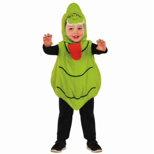 Rubies Costume 271371 Ghostbusters Slimer Toddler Costume, 2T Perspective: front