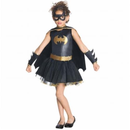 Disguise Batgirl Tutu Child Costume Medium - 8-10 Perspective: front
