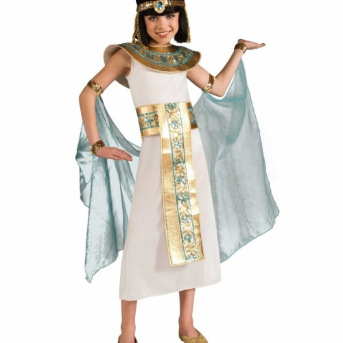 Rubies 271562 Cleopatra Child Costume - Medium Perspective: front
