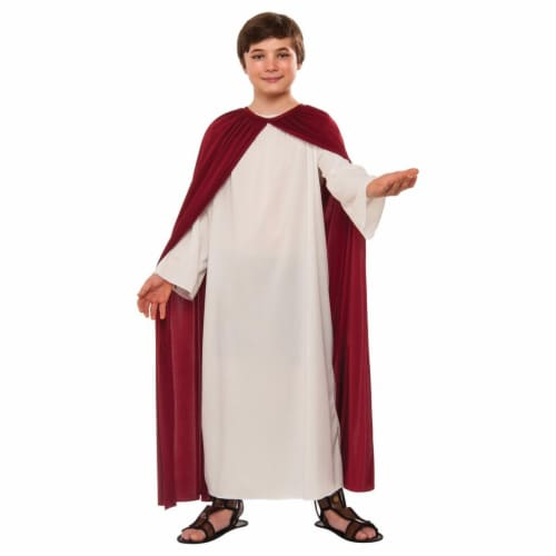 Rubies 275245 Christmas Boys Deluxe Jesus Costume - Medium Perspective: front
