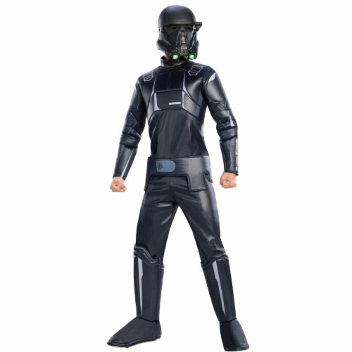 Morris Costume RU630300LG Death Trooper Child Costume, Large Perspective: front