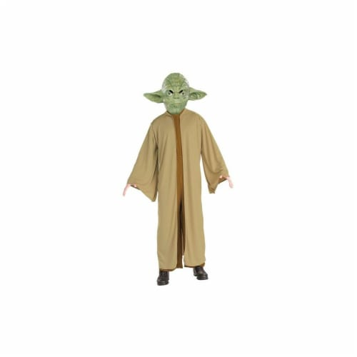 Costumes For All Occasions RU882011SM Yoda Child Small 4-6 Perspective: front