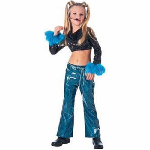 Costumes For All Occasions Ru882083Md Mega Star Child Medium Perspective: front