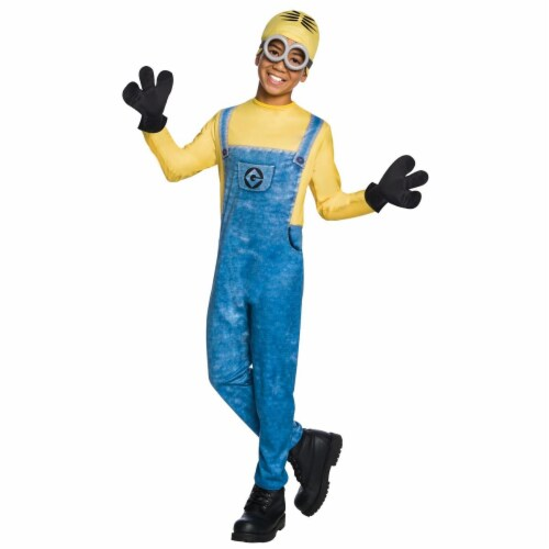Rubies 273989 Minion Dave Child Costume - Medium Perspective: front