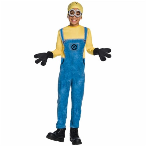Rubies 273992 Minion Jerry Child Costume - Medium Perspective: front
