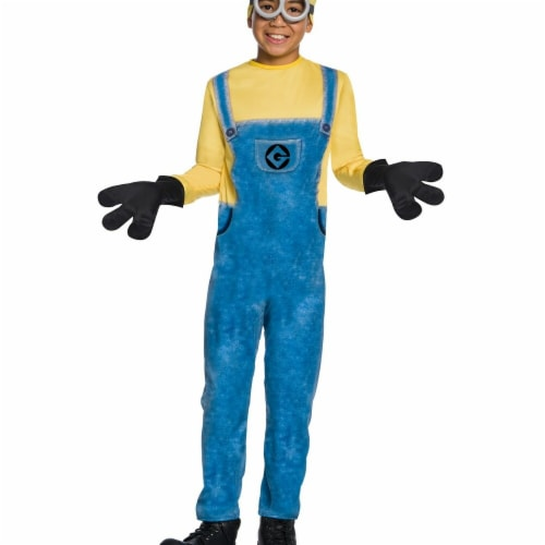 Rubies 273991 Minion Jerry Child Costume - Large Perspective: front