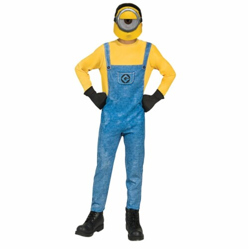 Rubies 273994 Minion Mel Child Costume - Large Perspective: front