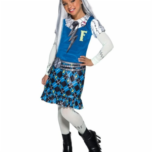 Rubies 249233 Monster High - Frankie Stein Child Costume - Large Perspective: front