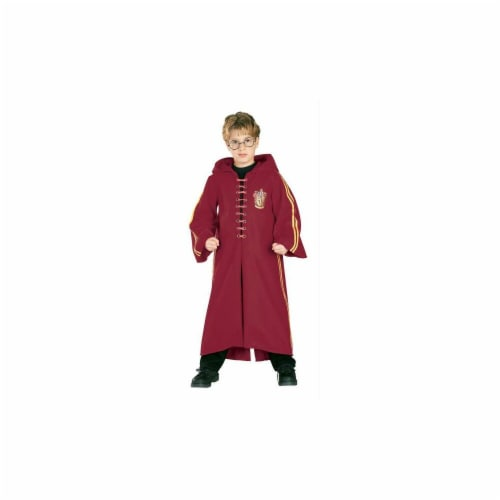 Costumes For All Occasions RU882173MD Harry Potter Quidditch Child M Perspective: front