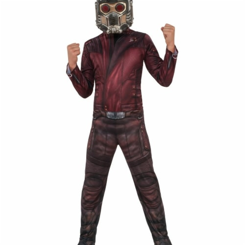 Rubies 271110 Guardians of The Galaxy Star-Lord Child Costume - Medium Perspective: front