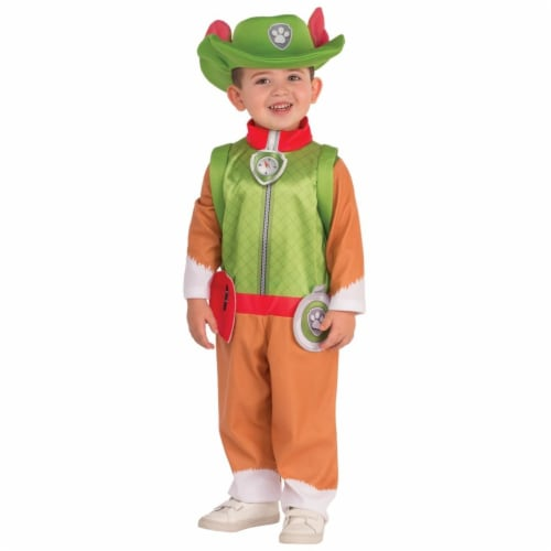 Rubies Costume 249240 Paw Patrol - Tracker Child Costume, Extra Small Perspective: front