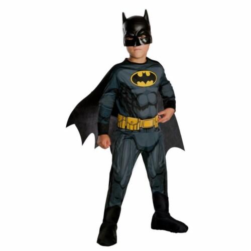 BuySeasons 286647 Kids Batman Costume, Medium Perspective: front