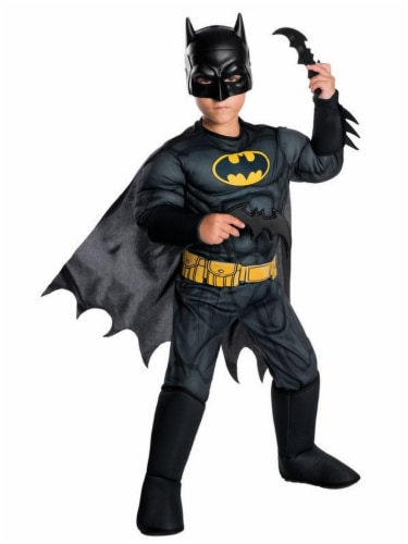 Seasons Children's Batman Costume Perspective: front