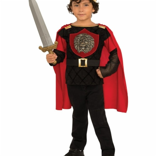 Rubies 274078 Little Knight Child Costume - Medium Perspective: front
