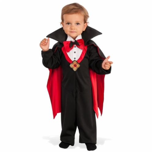 Rubies Costume 273941 Dapper Drac Toddler Costume Perspective: front