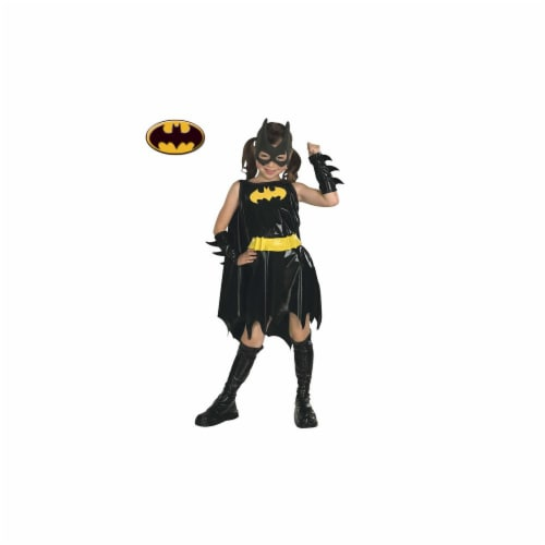 Costumes For All Occasions Ru82313Md Batgirl Child Medium Perspective: front