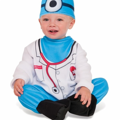 Rubies Costume 273951 Doctor Snuggles Infant Costume Perspective: front