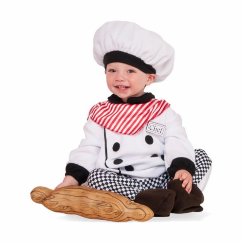 Rubies Costume 273952 Little Chef Toddler Costume Perspective: front
