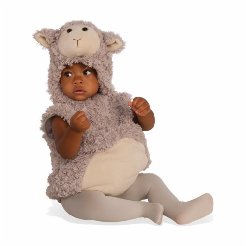Rubies Costume 273959 Baby Lamb Toddler Costume Perspective: front