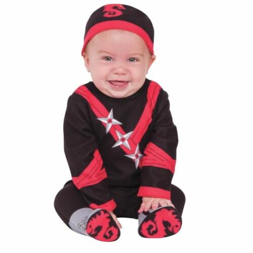 Rubies Costume 273964 Baby Ninja Infant Costume Perspective: front