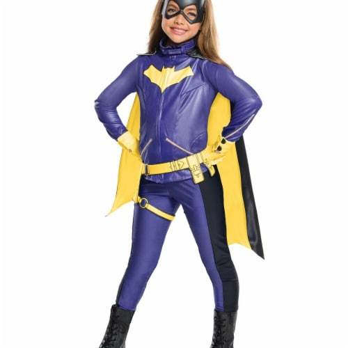 Rubies 272217 Batgirl Premium Child Costume - Small Perspective: front