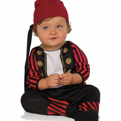 Rubies Costume 273971 Pirate Cutie Toddler Costume Perspective: front