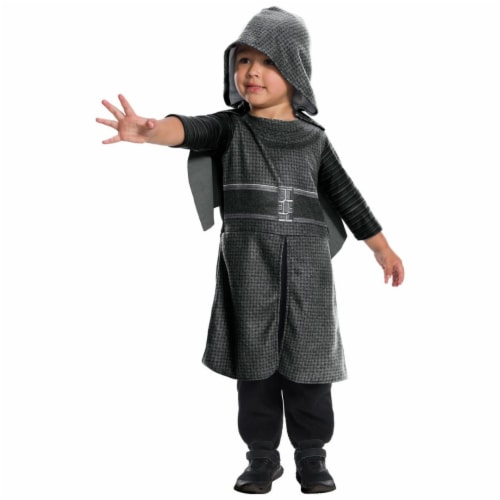 Rubie's Costume 271787 Star Wars - the Force Awakens Kylo Ren Costume, Toddler Size Perspective: front