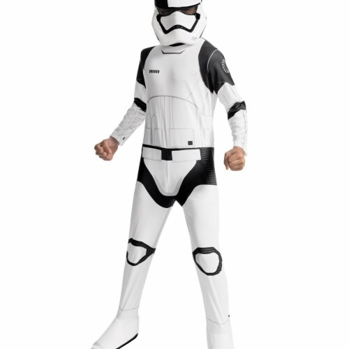 Rubies 271795 Star Wars Episode VIII - The Last Jedi Child Executioner Trooper Costume - Smal Perspective: front
