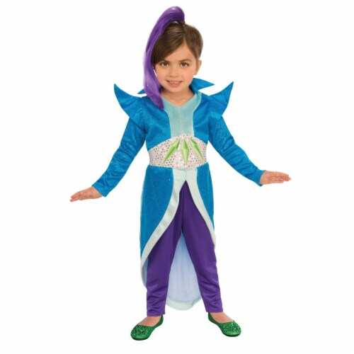 Rubies 272560 Zeta Child Costume - Small Perspective: front