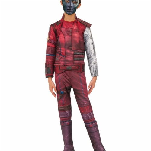 Rubies 272602 Nebula Deluxe Child Costume - Medium Perspective: front
