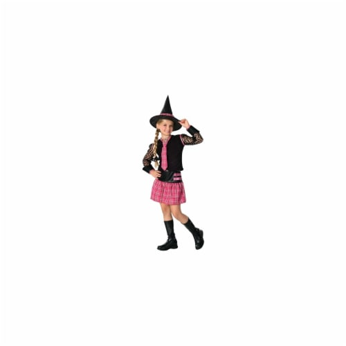Costumes For All Occasions Ru82459Md Drama Queen Ex Spelled Medium Perspective: front